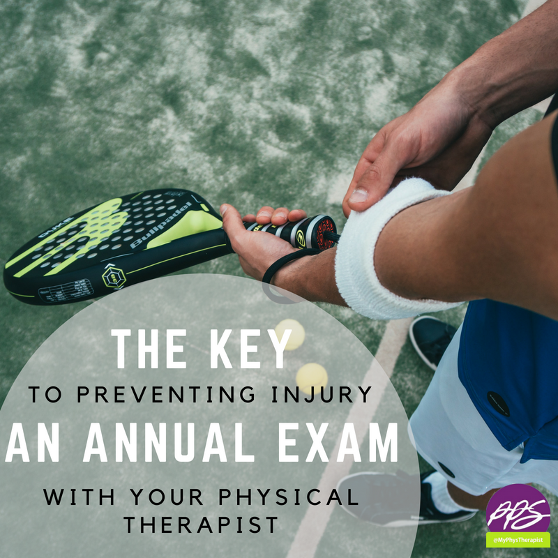 Prevent Injury with an Annual Exam